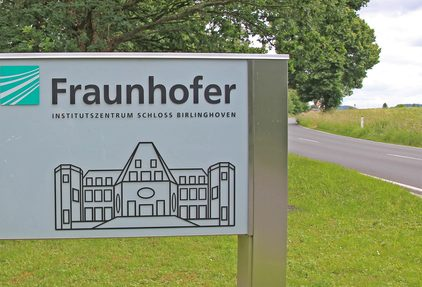 Frauenhofer Institutszentrum Schloss Birlinghoven